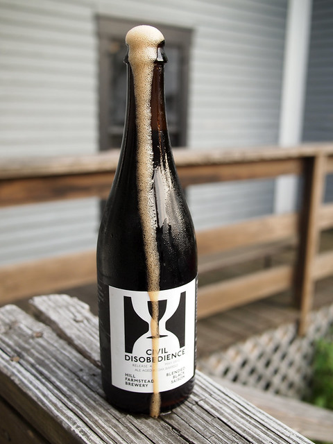 Hill Farmstead Civil disobedience #4