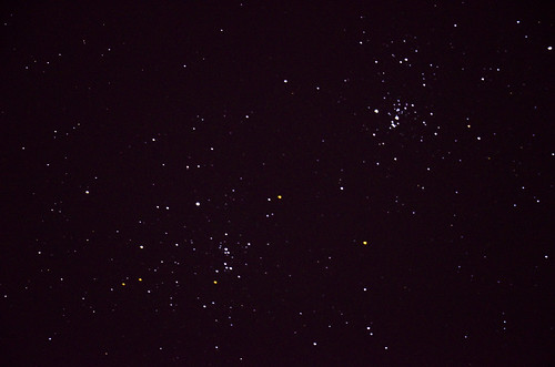 Double Cluster, Caldwell 14 8 August 2012