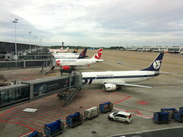 Brussels Airport July 2012-1