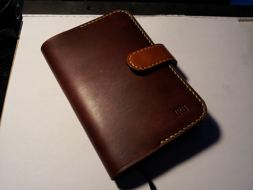 ZenokLeather Notebook Cover