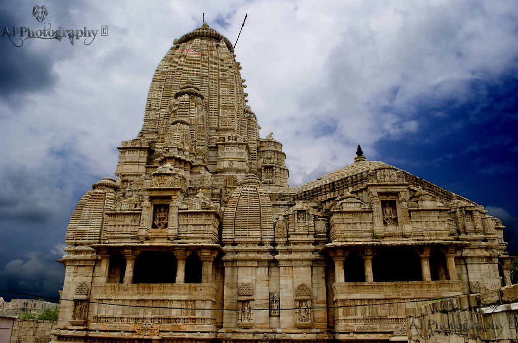 Meera Temple, Chittorgarh Fort At Flickr By Ajay Singh Kharayat