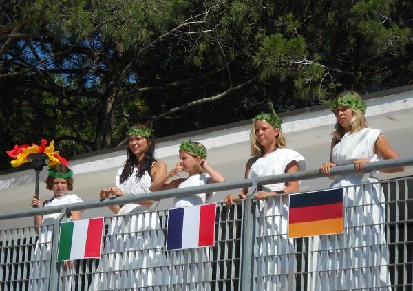 olympic ceremony
