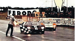 Ford GT MKii - Le Mans 1966