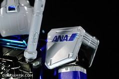 ANA RX-78-2 Gundam HG 144 G30th Limited Kit  OOTB Unboxing Review (81)