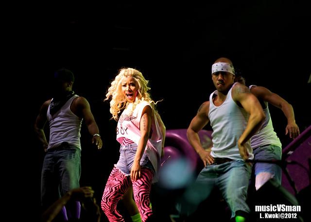 Nicki Minaj @ Peabody Opera House