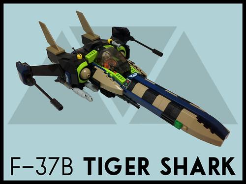 F-37B Tiger Shark
