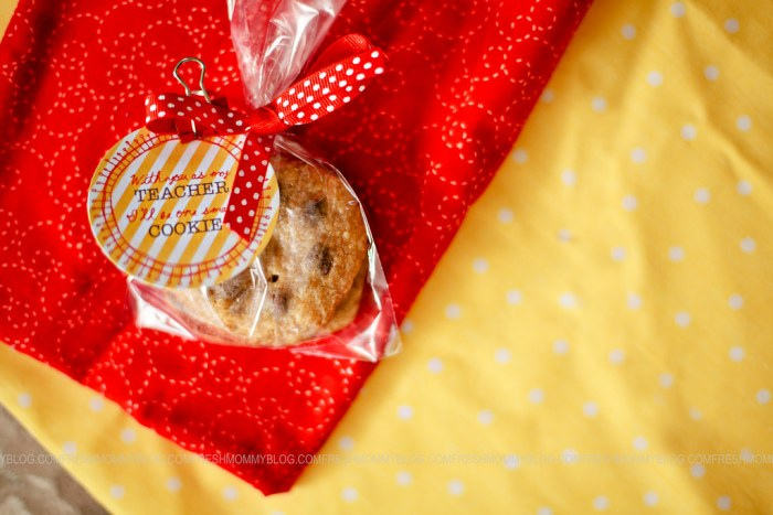 Teacher Gift cookie-1