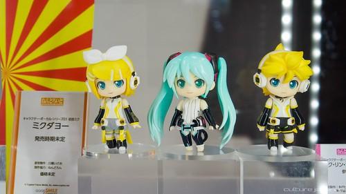 Nendoroid Petite Vocaloid Append set