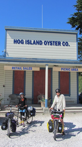 Pacific Coast Bike Tour Day 22