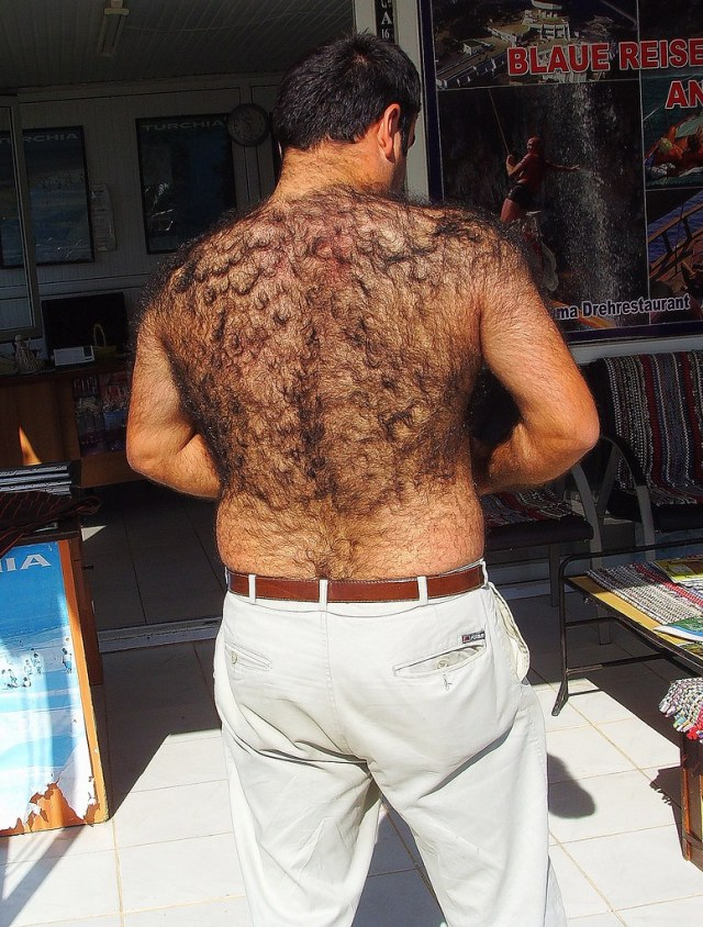 Hairy Man Turkey