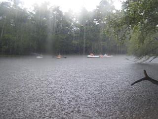 Rainy River Float