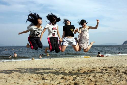 Shinojima JK four jump