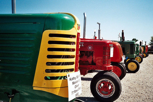 Tractor noses