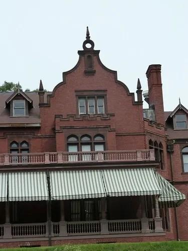 Ventfort Hall, Lenox MA (3/3)