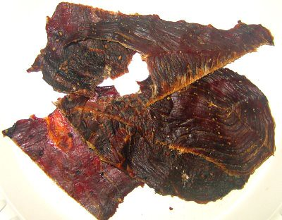 Old West Beef Jerky Pieces