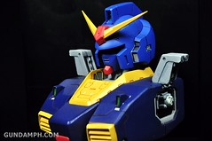 Banpresto RX-178 Mk-II TITANS Head (Bust) Display (20)