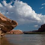 Colorado River at Gold Bar picnic area