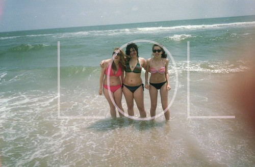 LOL at the Beach (35mm film)
