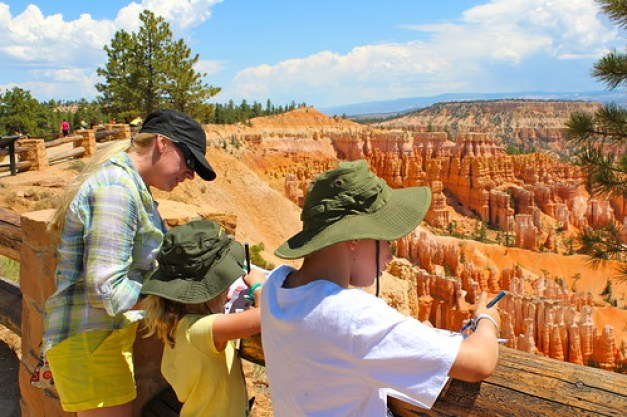 Junior Ranger Program at Bryce Canyon National Park