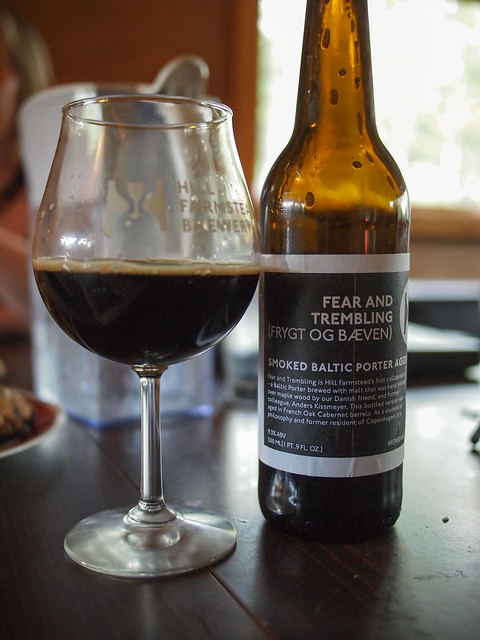 aHill Farmstead Fear and Trembling (French Oak Cabernet)