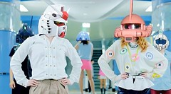 GUNDAM STYLE! Music Video (Gangnam Style Parody) (18)