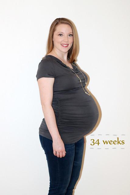 34 weeks