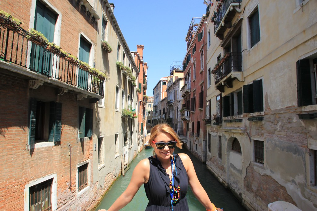 Canals- Venice, Italy