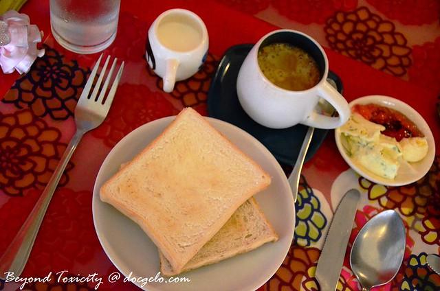 mystic place bangkok breakfast