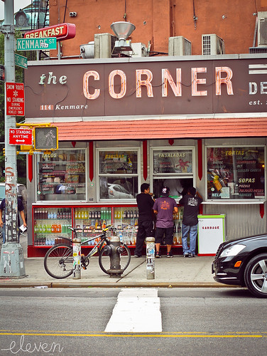 the CORNER by Eleven ~ thank you for wonderful encouragement.