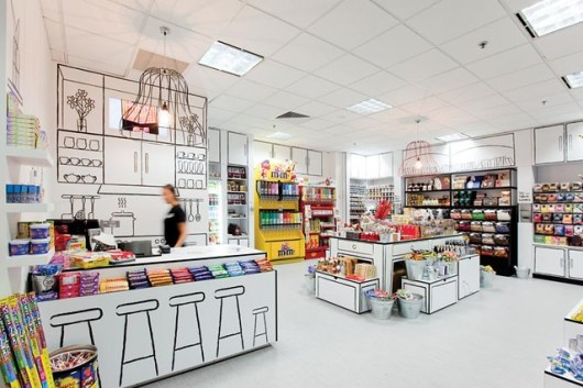 Press-On Design: The Candy Room