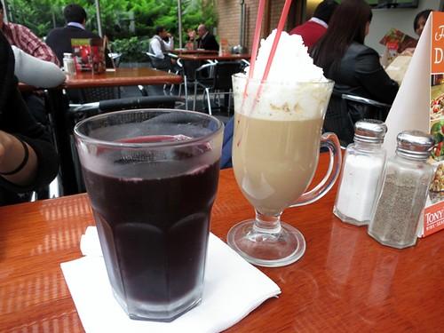 Chicha, Bailey's & coffee