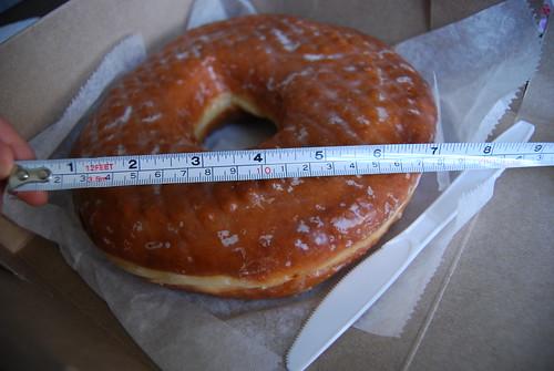 Alpine Donut