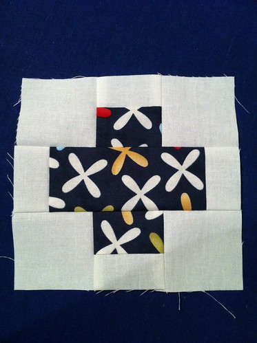 Reunion Plus Quilt Square