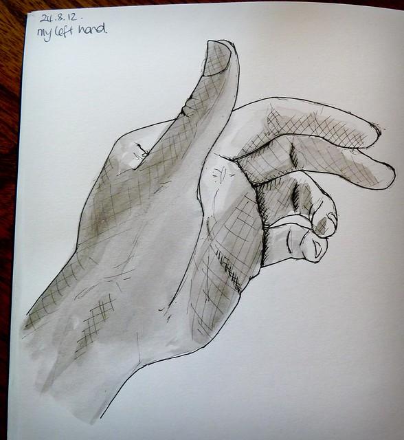 My Left Hand    24/Aug/2012
