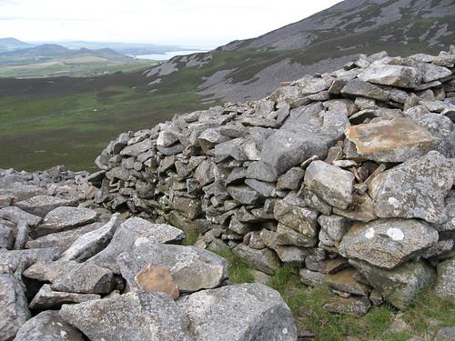 Tre'r Ceiri wall