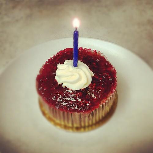 Happy Birthday Cheesecake
