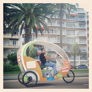 discover Nice by bike