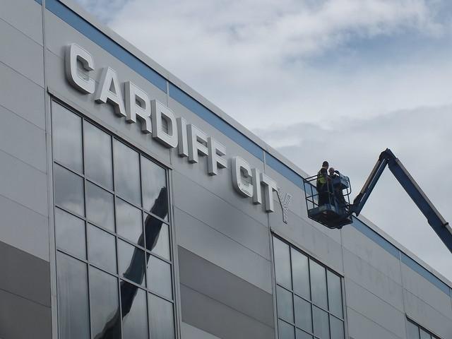 Cardiff City Stadium Rebrand
