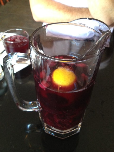 Red sangria - Poquito