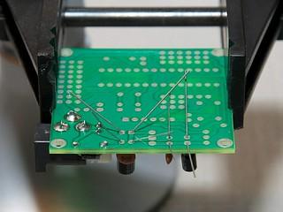 S2Duino (3-4) Power Circuit Capacitors