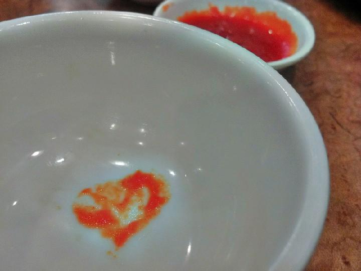 Some people read tea leaves, I read Sriracha