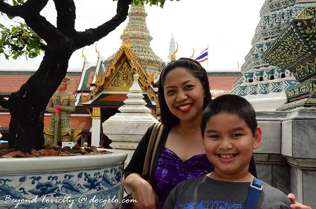 tina & gabby grand palace bangkok