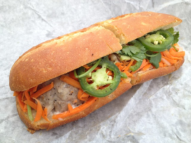 The Meatball banh mi - Dinosaurs