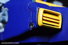 Banpresto RX-178 Mk-II TITANS Head (Bust) Display (25)