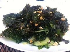Crispy Kale Salad - Battersby
