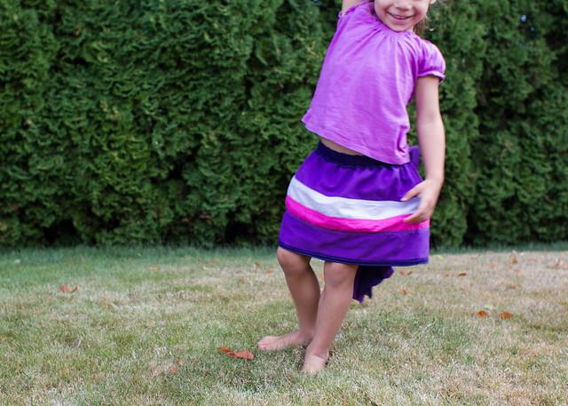 twilight pony skirt