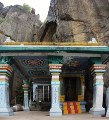 Shiva and Ambal shrine