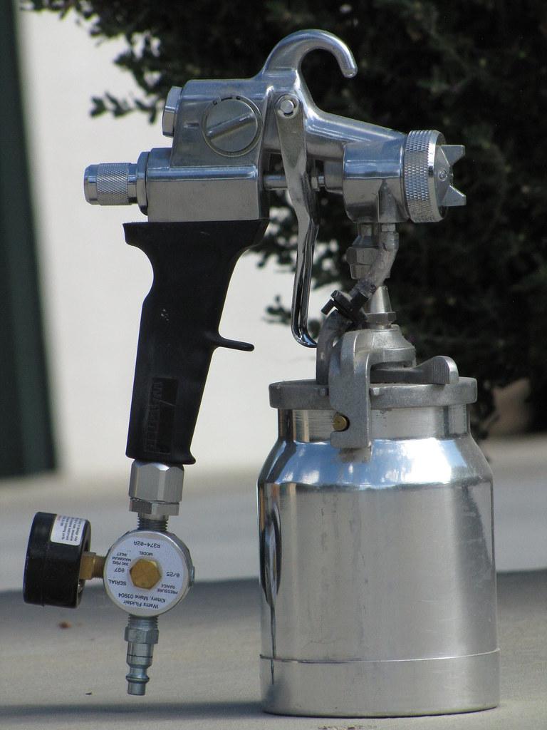 Wagner Hvlp Conversion Gun