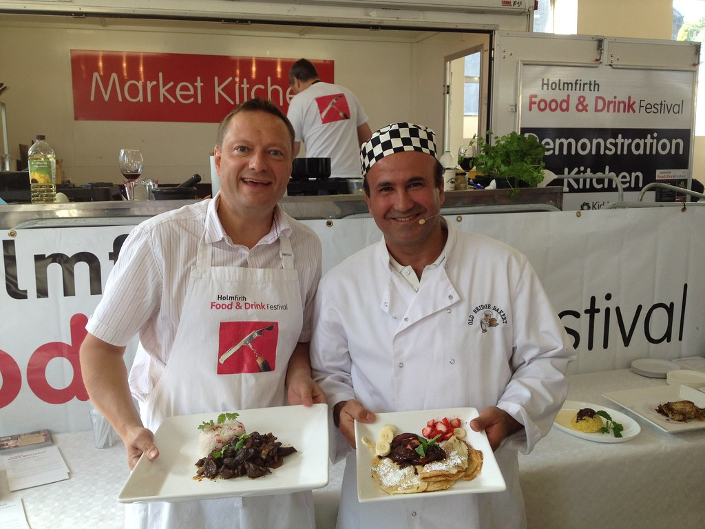 Holmfirth Food & Drink Festival