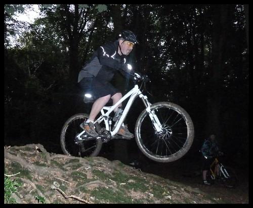 the Hanbury Woods ride by rOcKeTdOgUk